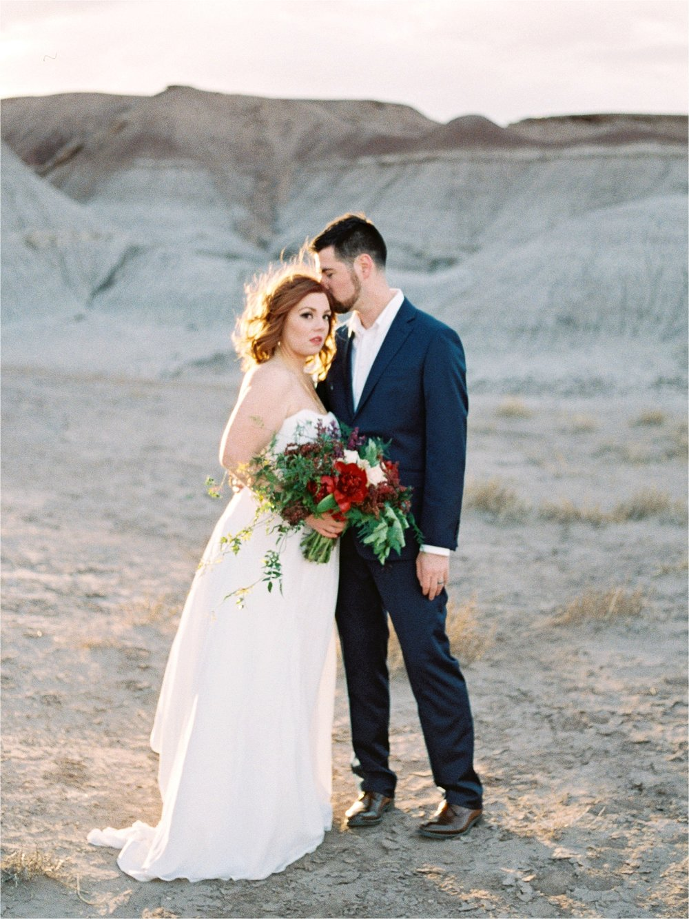 Sarah Jane Photography Fine art film phoenix scottsdale arizona wedding portrait photogragher painted desert elopement Missy and David_0016.jpg