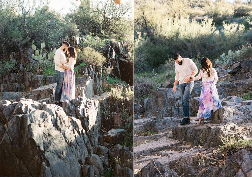 Sarah Jane Photography Film Hybrid Scottsdale Phoenix Arizona Destination Wedding Photographer cave creek engagement cristina and mert_0013.jpg