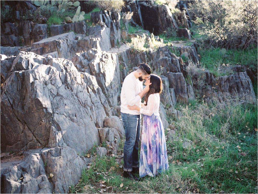 Sarah Jane Photography Film Hybrid Scottsdale Phoenix Arizona Destination Wedding Photographer cave creek engagement cristina and mert_0017.jpg