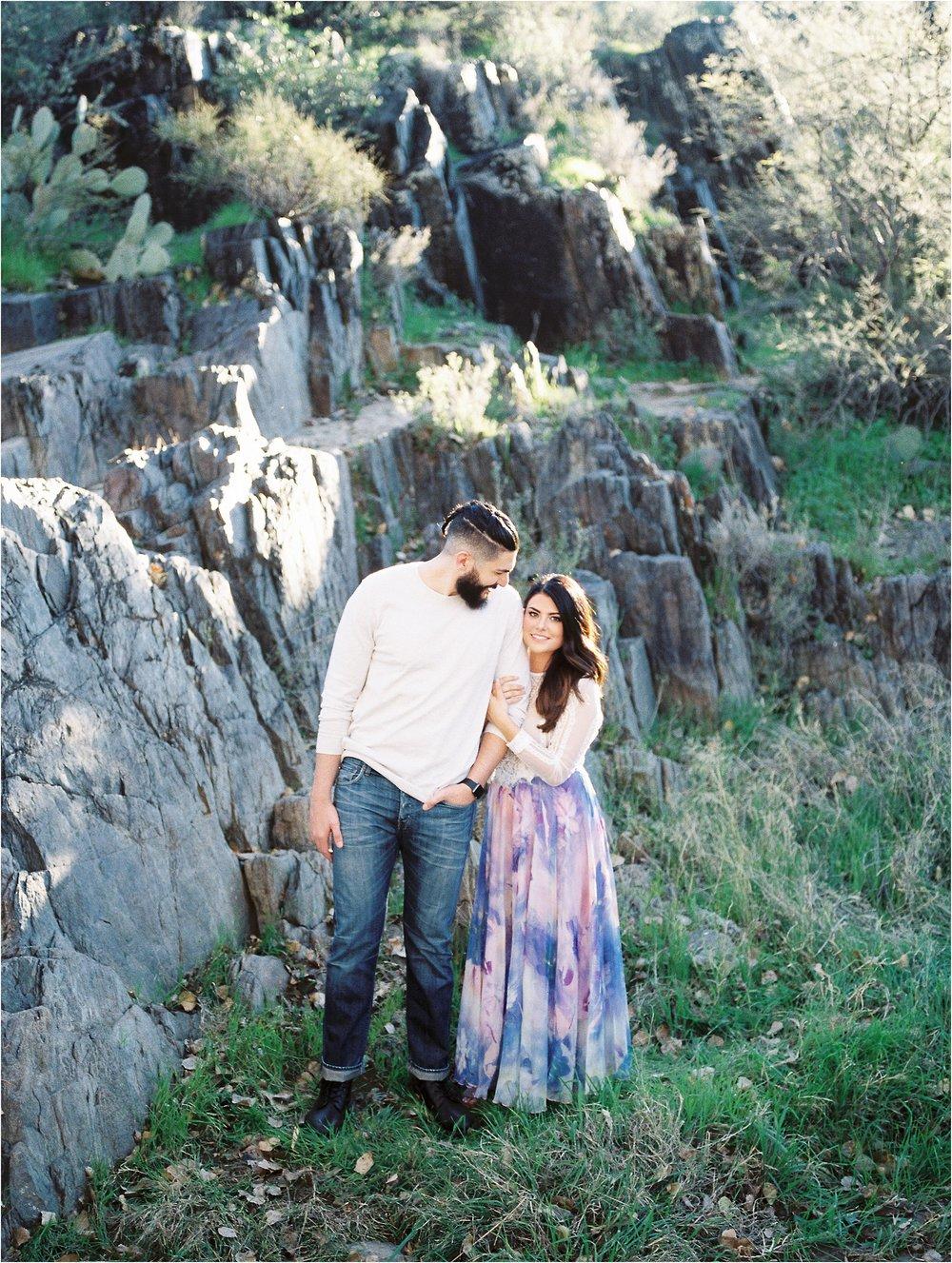 Sarah Jane Photography Film Hybrid Scottsdale Phoenix Arizona Destination Wedding Photographer cave creek engagement cristina and mert_0016.jpg