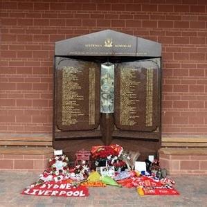 PHOTO: Hillsborough memorial at Liverpool FC Anfield stadium, by Liverpool Echo