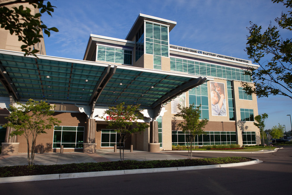 Baptist Women's and Children's Hospital