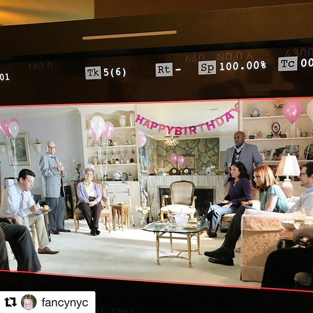 Out and about getting my fancy on. #Repost @fancynyc ・・・ fancy New commercial. Coming soon! @lionsdenadult