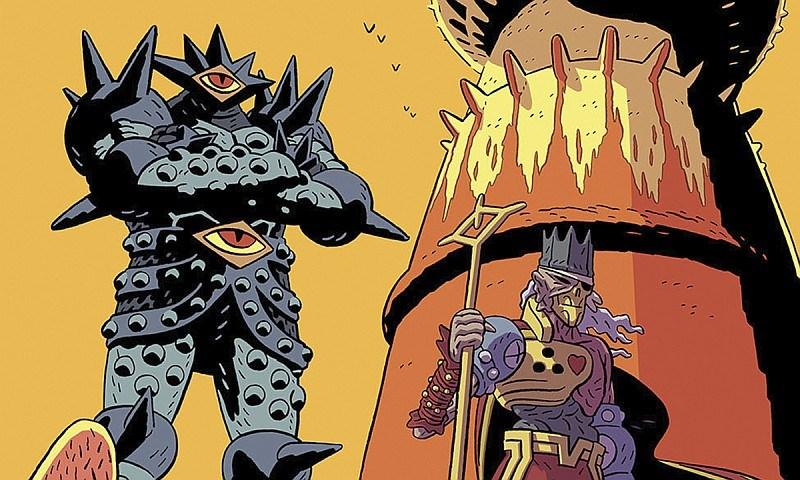 Head Lopper #5 by Andrew MacLean