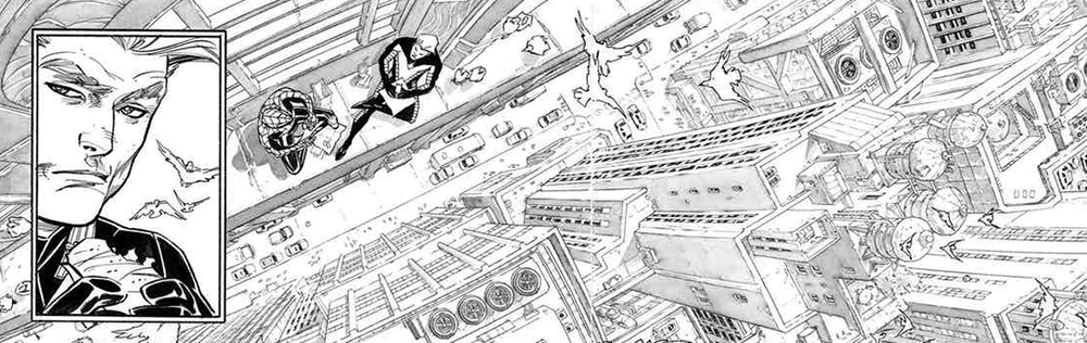 TOKYO GHOST #1 - (W) rick remender (a) Sean gordon murphy & matt hollingsworth