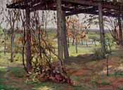 "Alice McKee Cumming ""The Pergola"""
