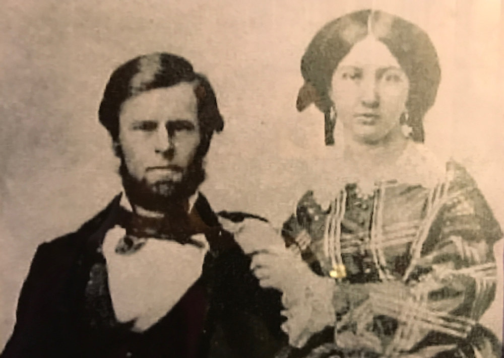 Hoyt and Sarah Sherman