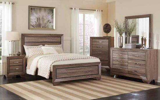 7 Piece Bedroom Set