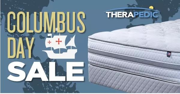 Columbus Day Mattress Sale Going on Now! — NH Furniture Direct