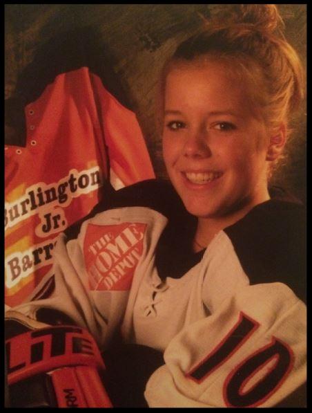 Jaclyn Fox, Hockey Instructor
