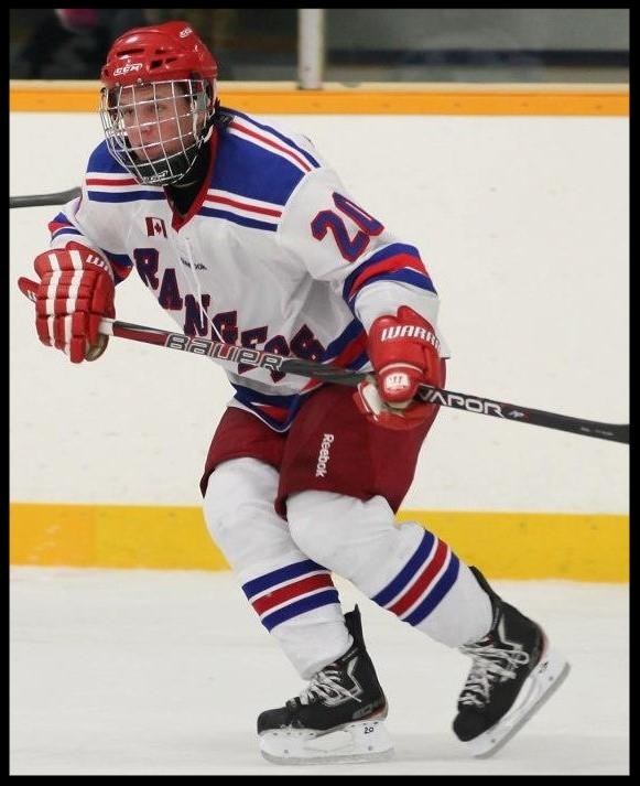 Tyler Strabac, Hockey Instructor