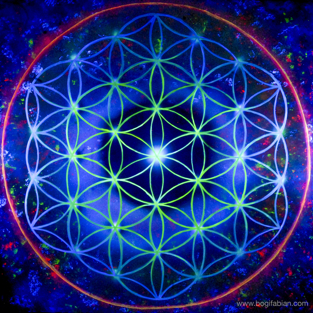 Bogi Fabian flower of life jpg. The Flower of Life   bogi fabian