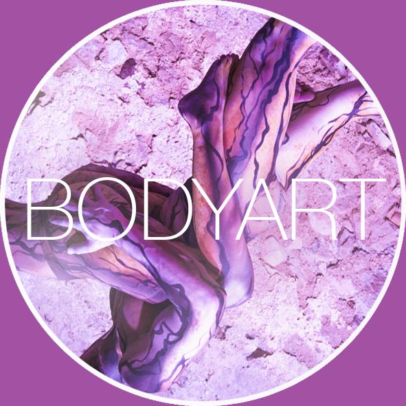 Bogi Fabin UV Bodypainting Bodyart