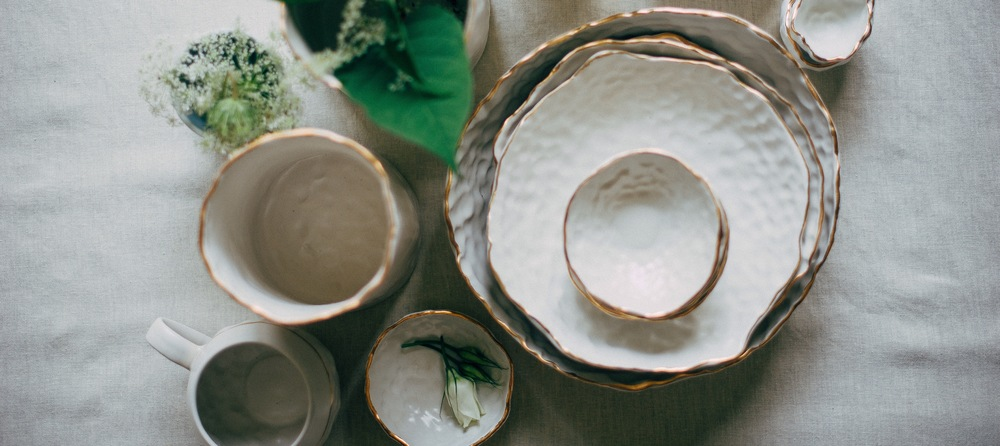 Ceramics by Jenny Rijke. Photo Credit: Jenalle Los