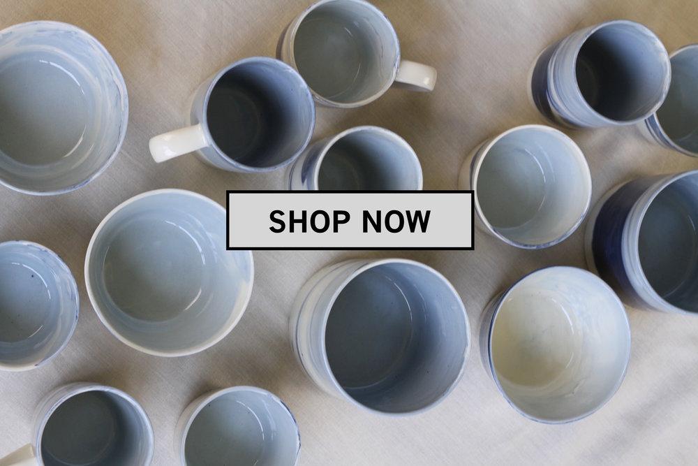 Jenny Rijke Handmade Ceramics + Pottery