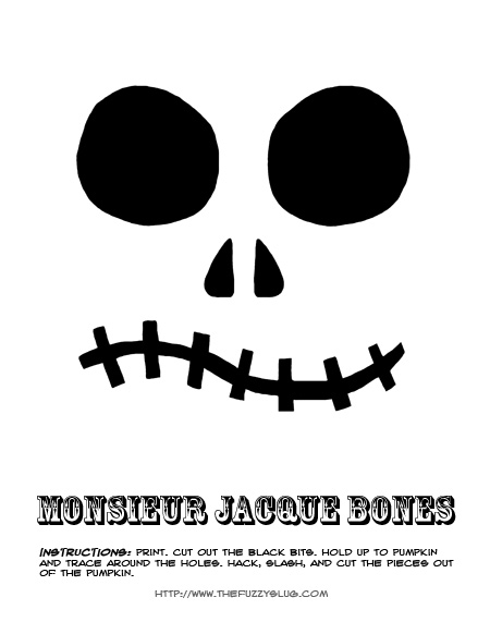 Monsieur Jacque Bones