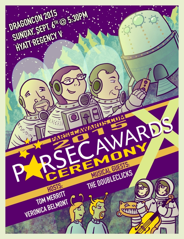 Parsec Awards Poster