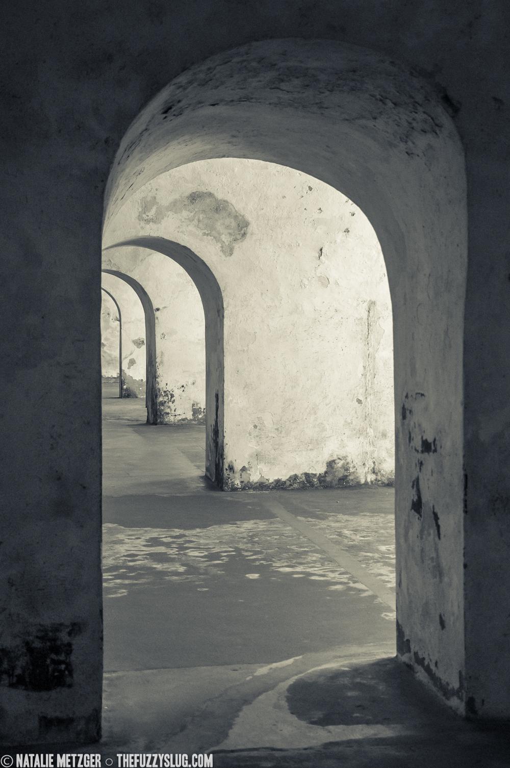 Castillo San Cristóbal   San Juan, Puerto Rico