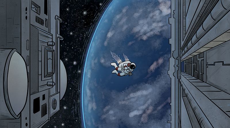 Have Spacesuit, Will Travel