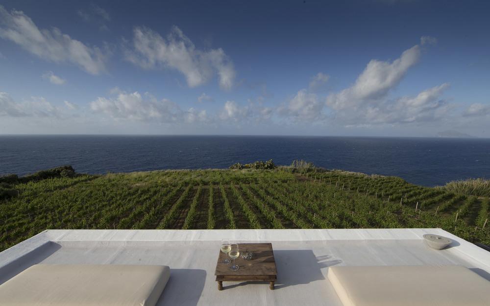Photo Credit: Capofaro Malvasia Resort