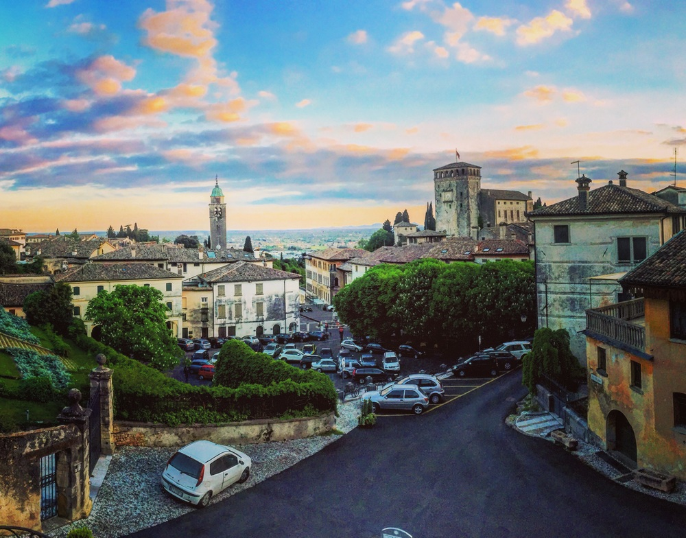 24 Hours at the Albergo Al Sole, Asolo — Luxury Executive