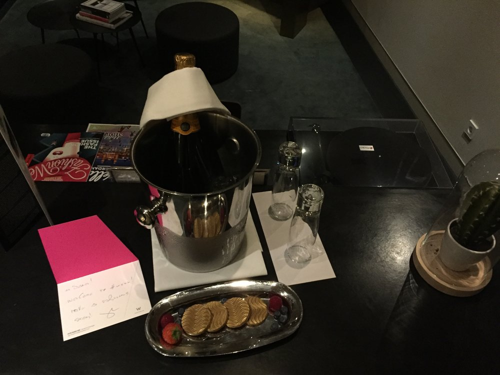 Welcome Amenity by W Amsterdam