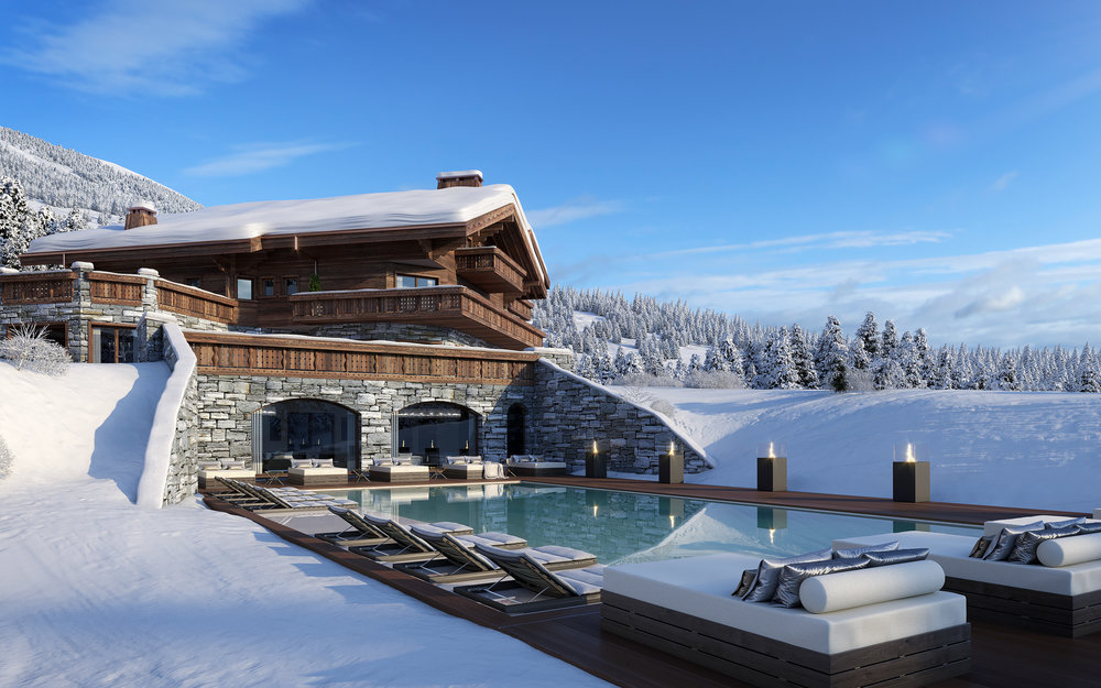 Photo credit: Ultima Crans Montana Chalets
