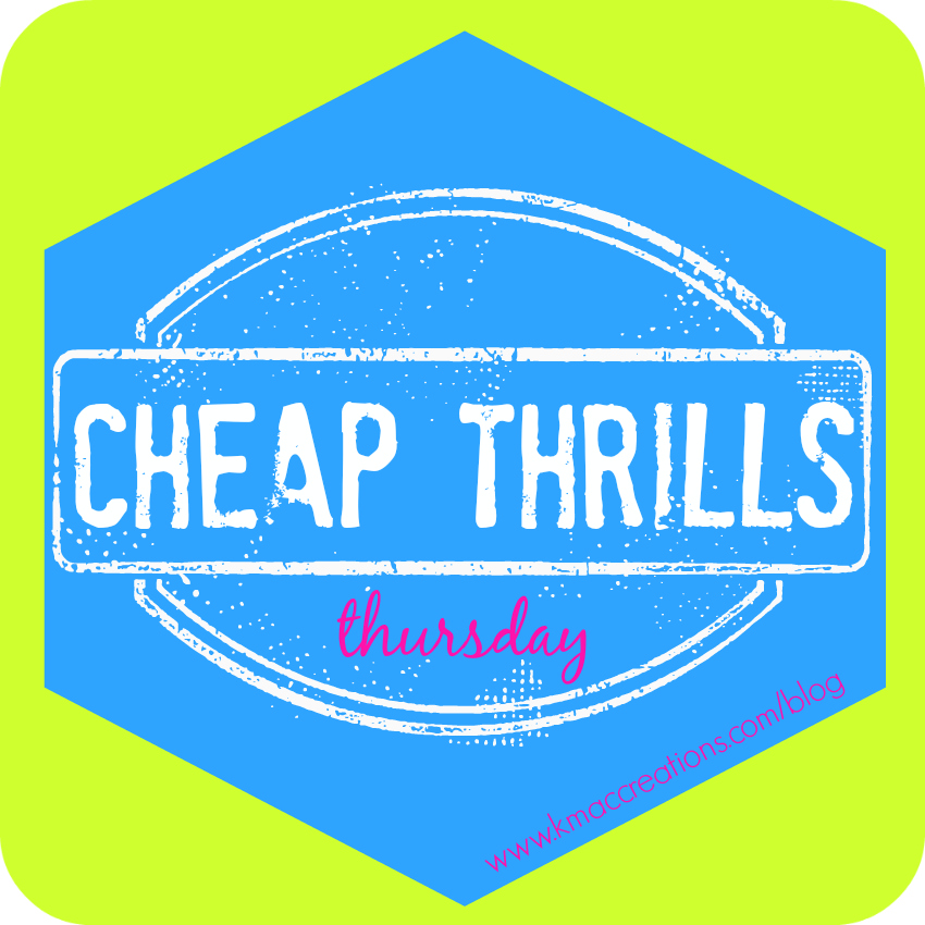 Cheap Thrills Thursday logo
