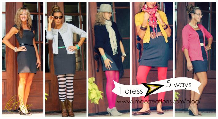 1 dress 5 ways feature