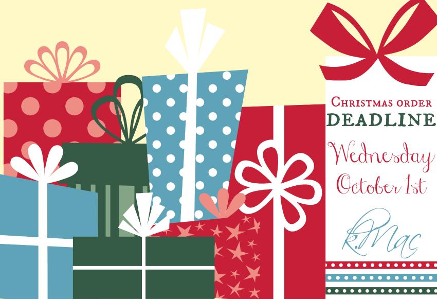 2014 Christmas order deadline-850