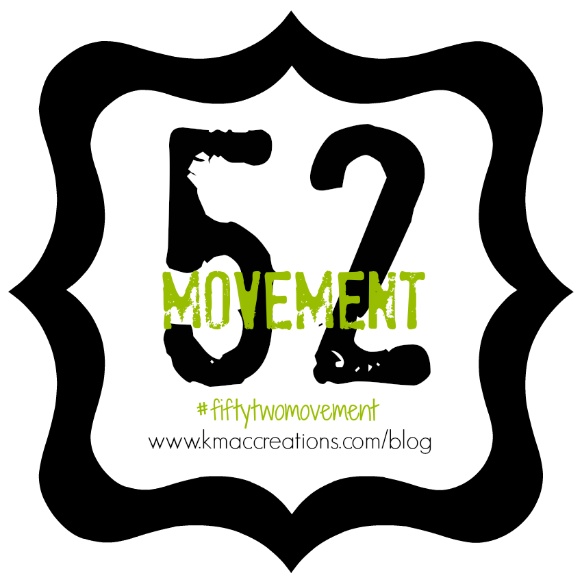52 movement with hashtag