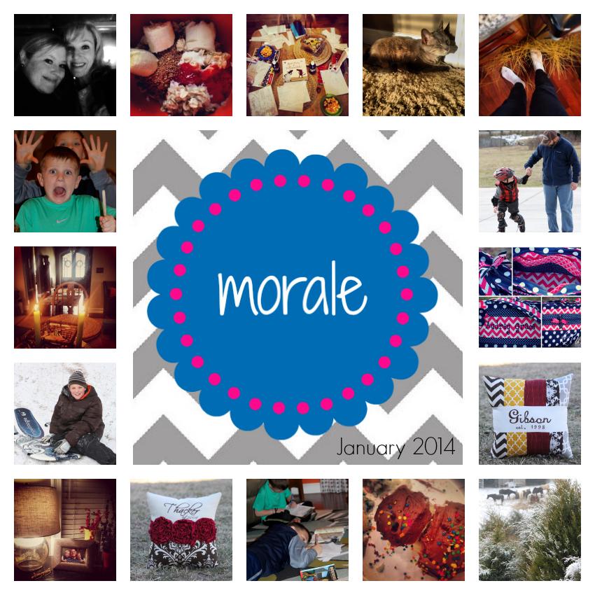 January morale 2014