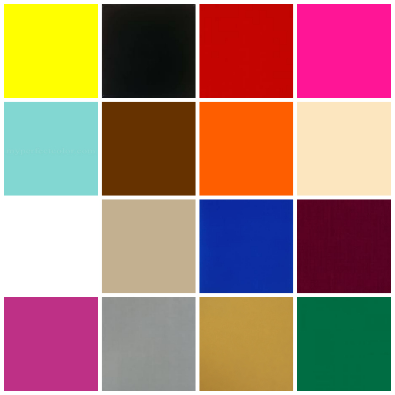 Leave'em In Stitches Color Palette-800