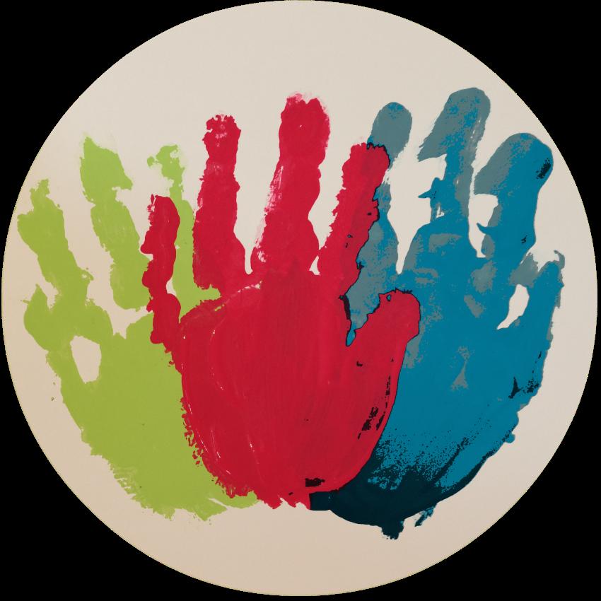 Mallory hands circle blank-850