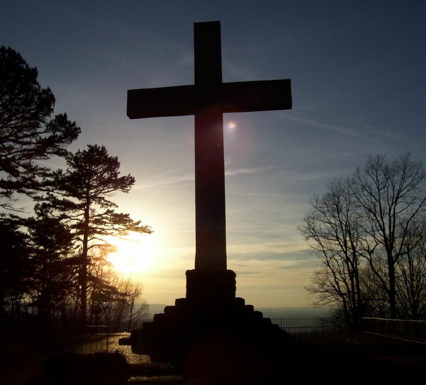 ewanee, TN Cross image credit:{here}