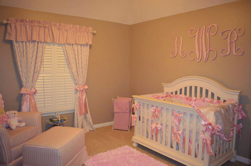 anabelle nursery full on