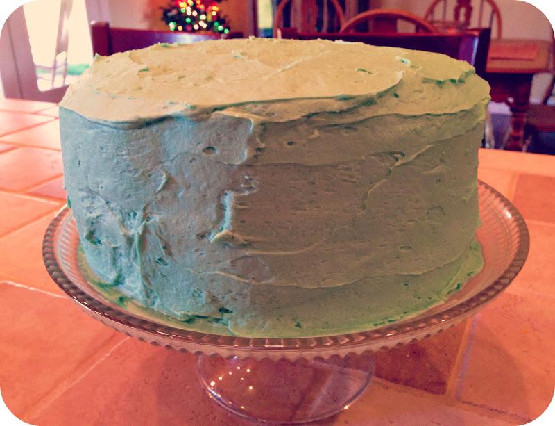 cake horizontal
