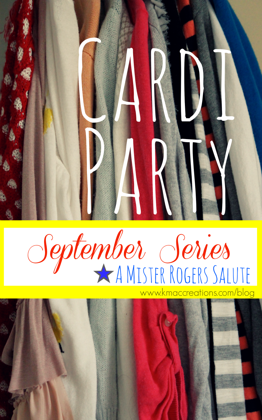 cardi party title