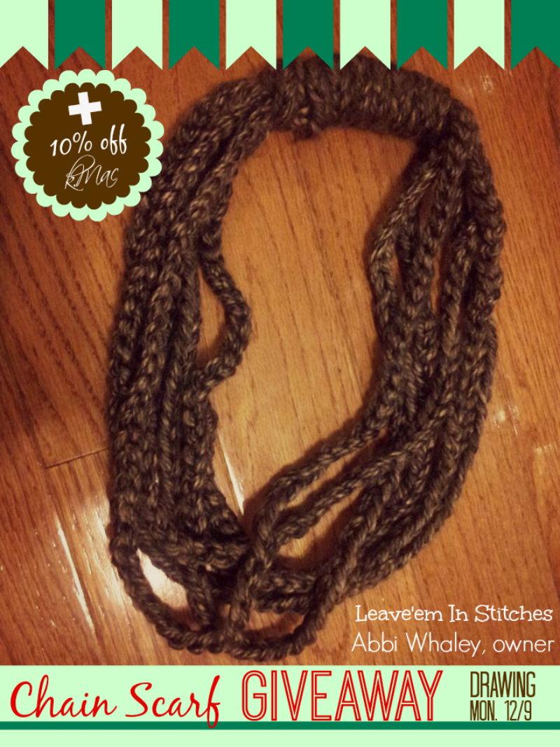 chain scarf giveaway 800