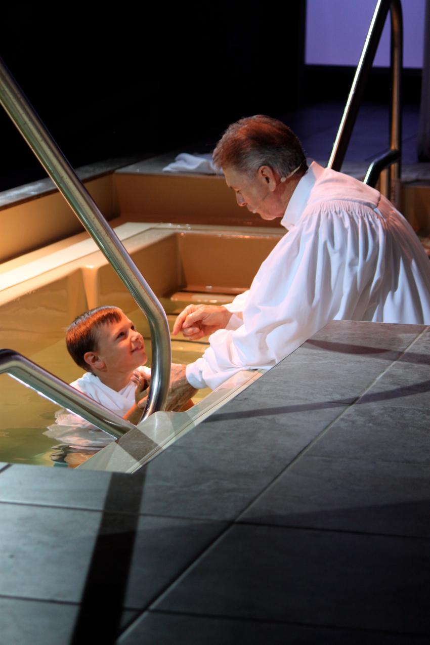 eli baptism