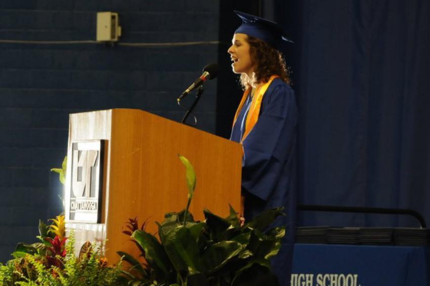 graduation TRD