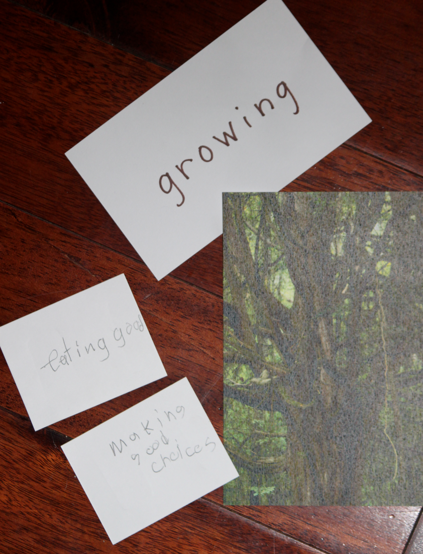 growing write