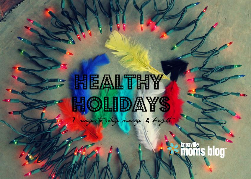 healthy holidays title big