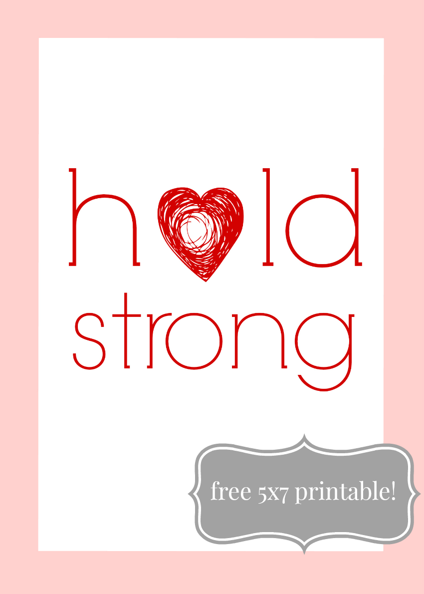 hold strong 5 x 7 850