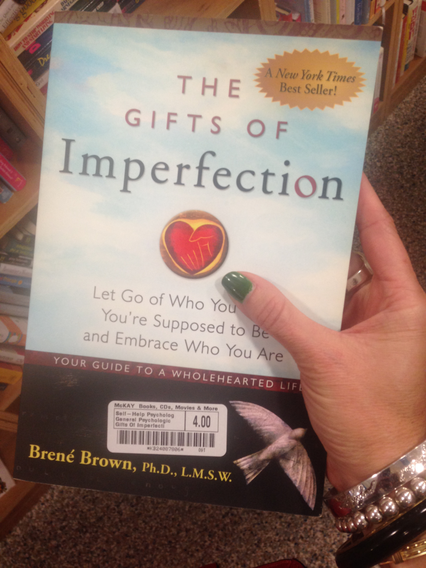 imperfection book