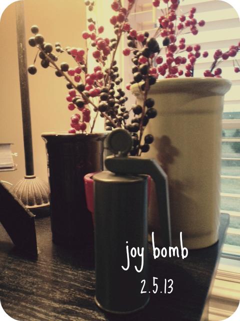 joy bomb