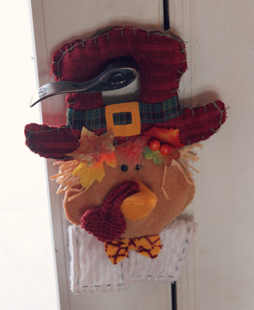 knob turkey