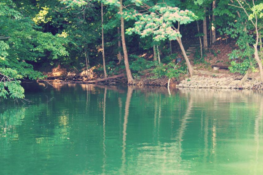 lake inlet