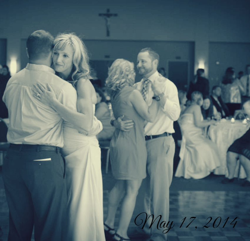 may 17 wedding dancing
