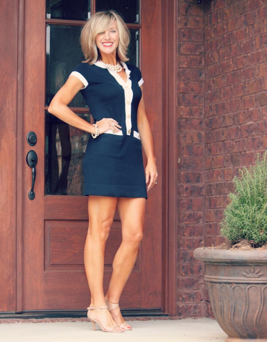 navy dress 2
